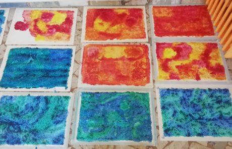 Corso di pittura creativa Bologna