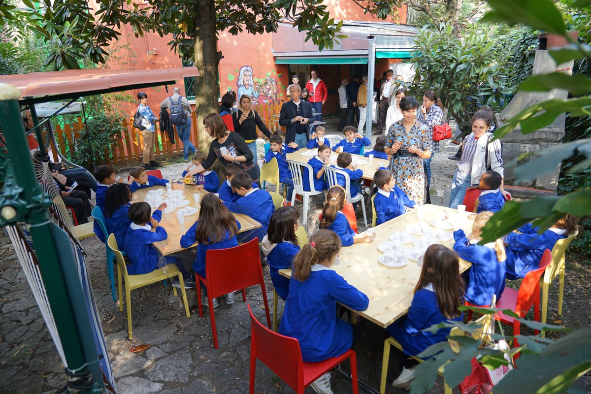 Festa bambini Bologna Tana dei Saggi