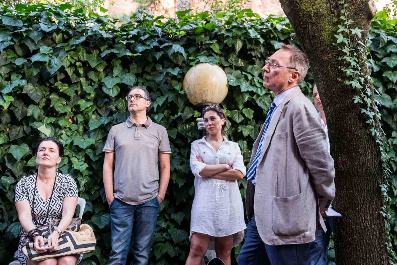 Festa in giardino Bologna