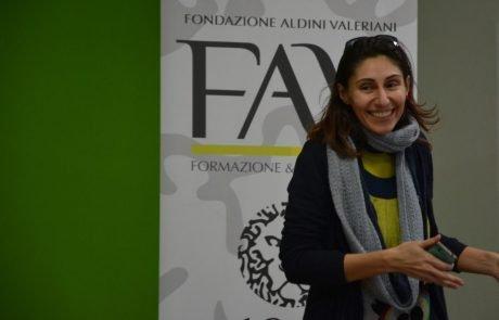Fondazione Aldini Valeriani Logo