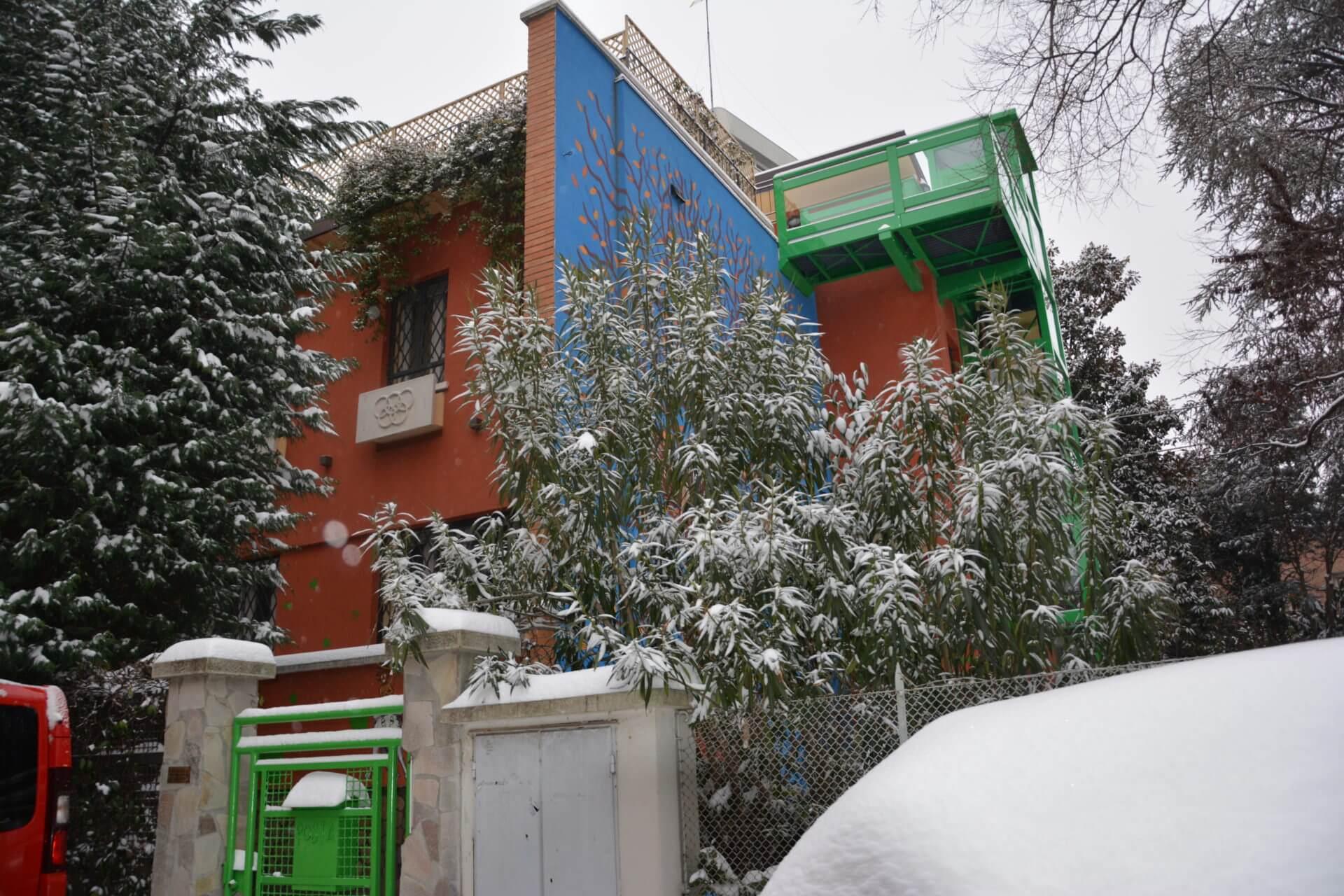 Neve Bologna Tana Dei Saggi
